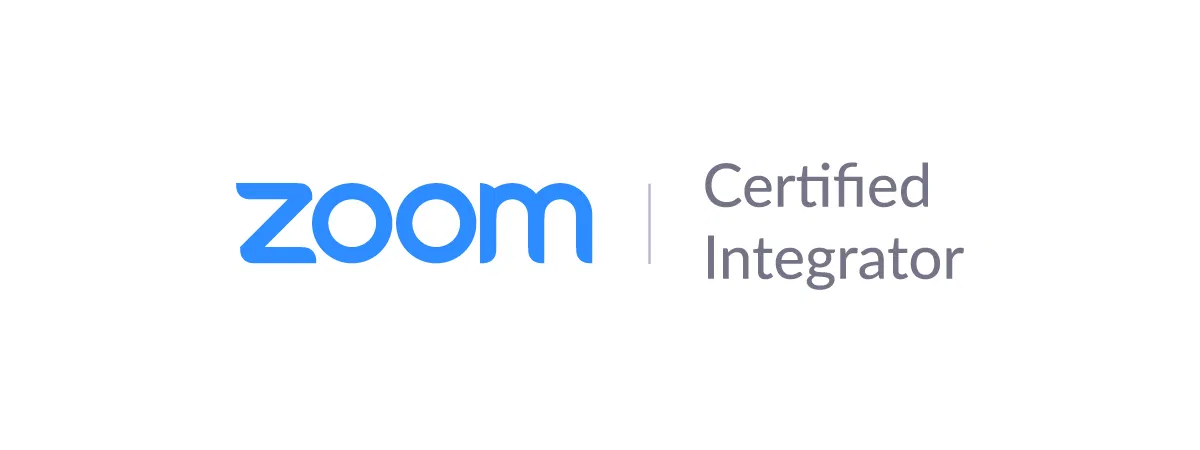 Now A Certified Zoom Rooms Integrator